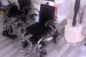 sillas eléctricas plegables con batería de litio