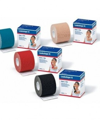 Leukotape K Bsn medical kinesiotape