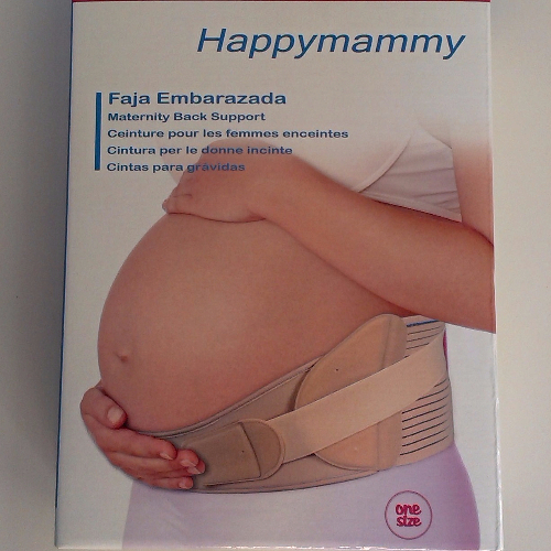 Faja embarazada happymammy talla única