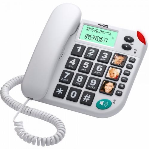 Teléfono personas mayores teclas grandes