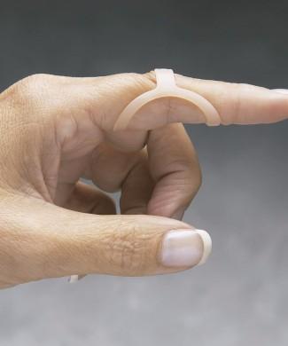 Férula digital oval 8