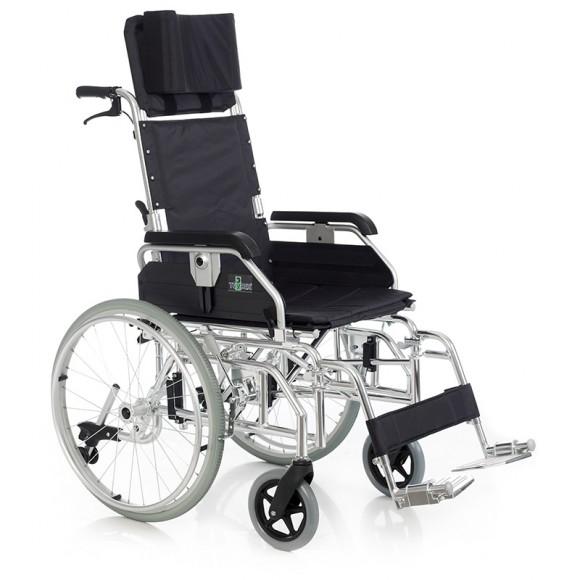 Silla de ruedas basculante plegable SR1462