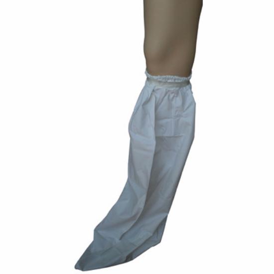 Bolsa cubre escayolas media pierna adulto