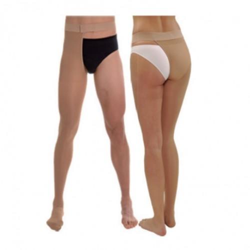 Media una pierna compresión normal Medilast