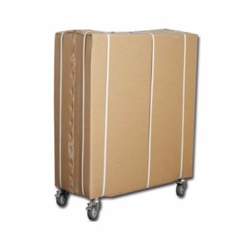 Cama ecofit embalaje transporte