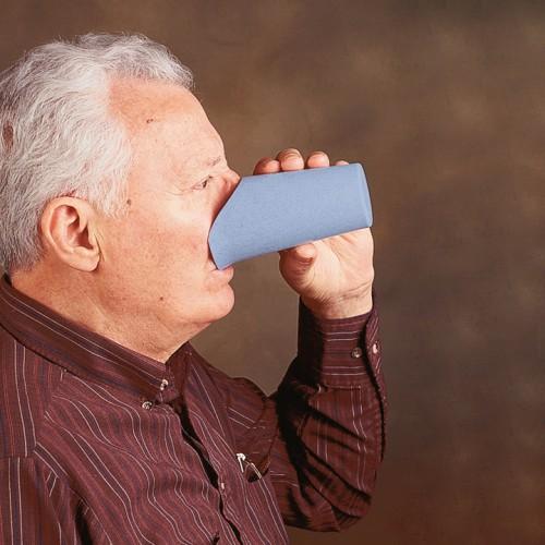 Vaso nosey apertura nasal