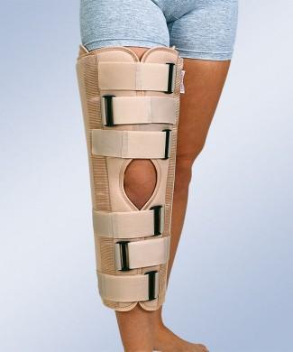 Inmovilizador de rodilla en extensión IR4000... Orliman