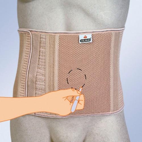 Faja para colostomía col 240 especial paciente ostomizado.