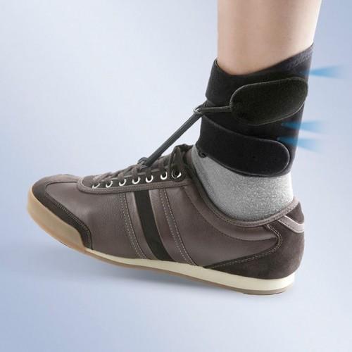 Antiequino zapato cordones Boxia AB01