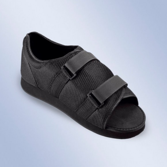 Zapato postquirúrgico orliman cp01 suela plana