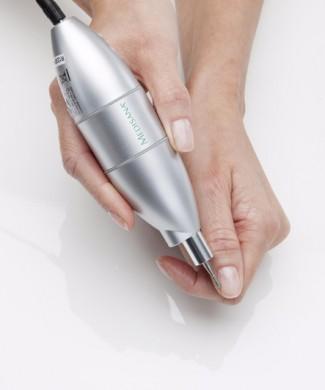 Kit manicura pedicura eléctrico micromotor medisana Medistyle S
