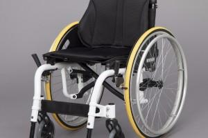 Silla activa plegable ergo live aluminio aeronaútico