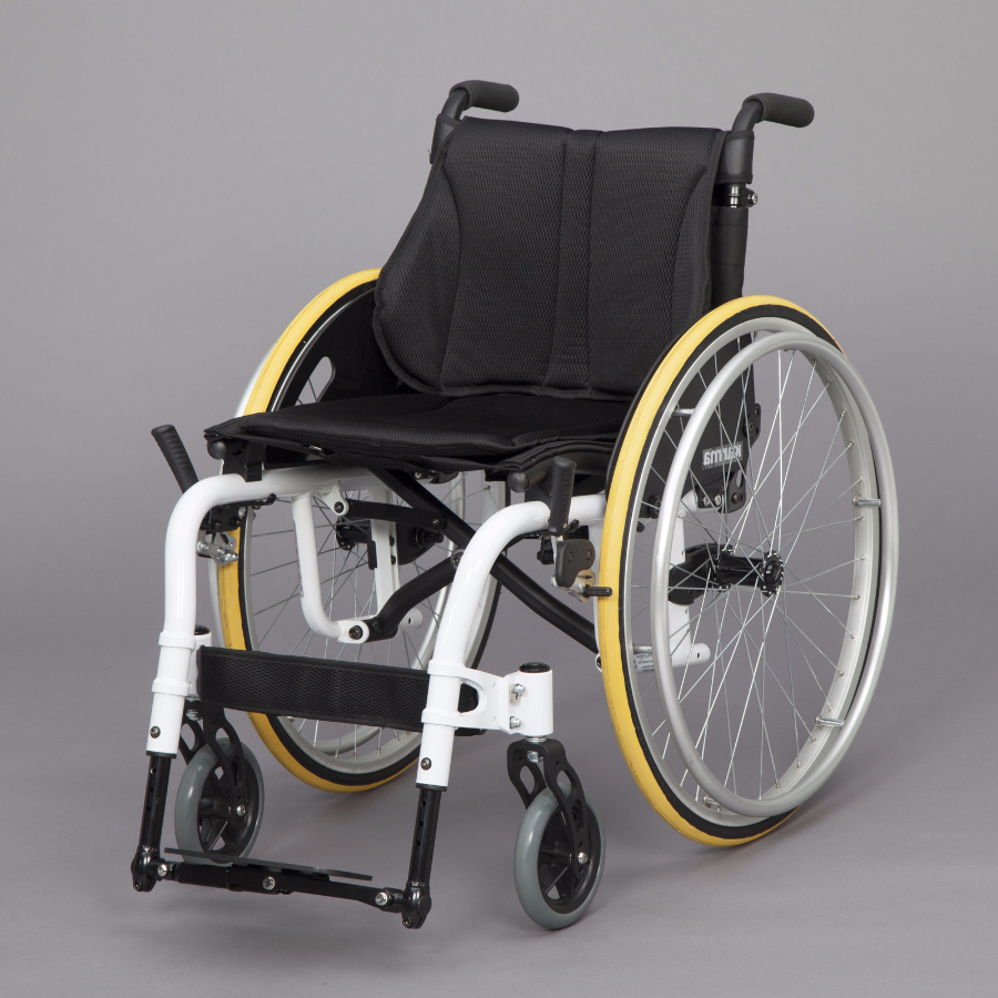 Silla de ruedas activa ergo live chasis plegable varias Medidas silla de ruedas