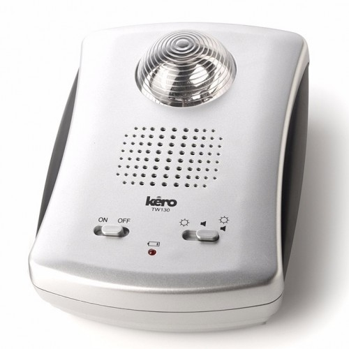 Amplificador timbre con flash Doro