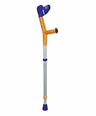 Muleta infantil guidosimplex naranja/azul