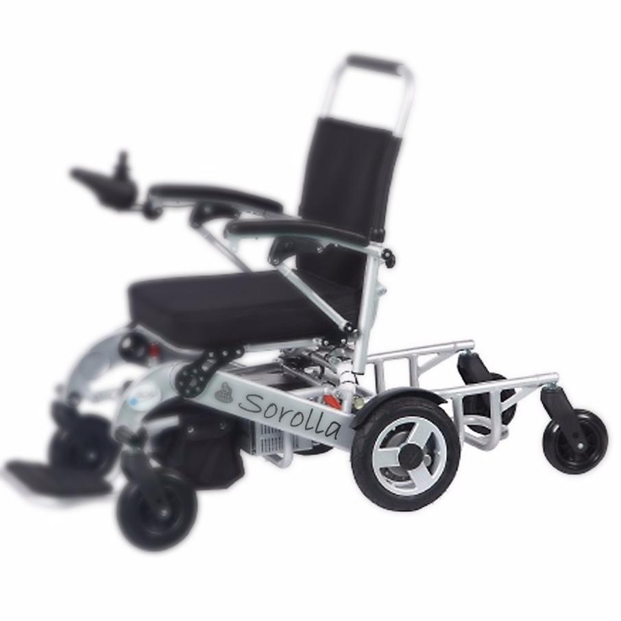 Plataforma acompa ante remolque para silla electrica for Plataforma para silla de ruedas