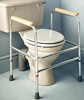 Reposabrazos para WC graduables ad501AL