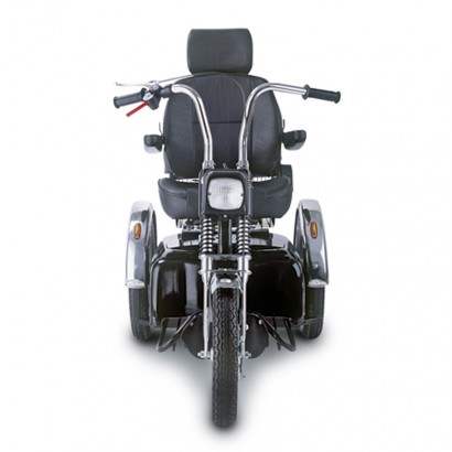 "Vista frontal scooter afiscooter SE ""harley"""