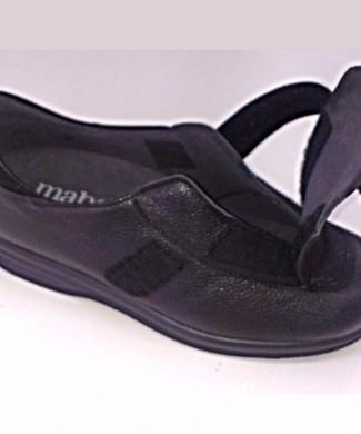 Zapato ortomabel solapa abierta ideal rancho antiequino.