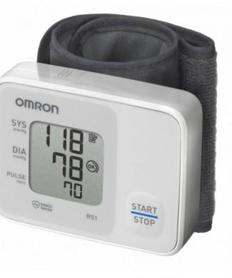 Tensiometro de muñeca OMRON RS1