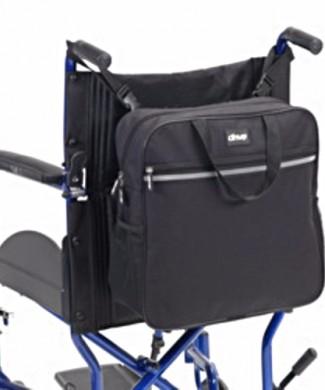 Mochila para silla de ruedas ortopedia con reflectante