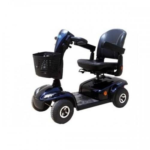 Scooter eléctrico LEO invacare azul