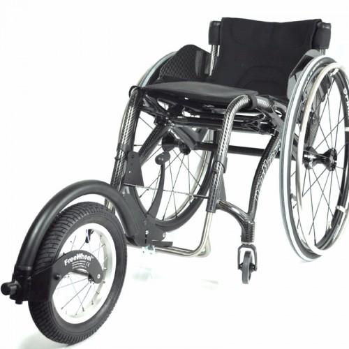 """Rueda freewheel para silla de ruedas """"free wheel"""""""