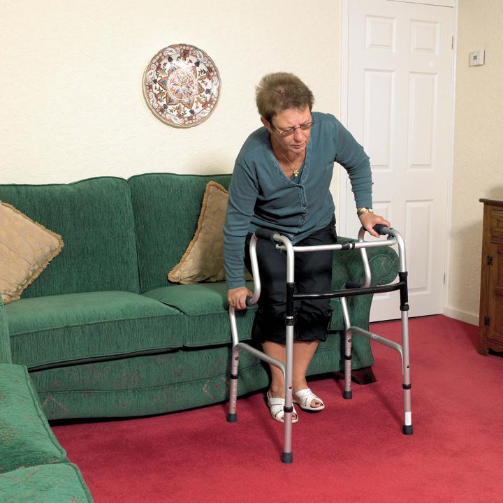 Escoger caminador o taca taca - Ortopedia