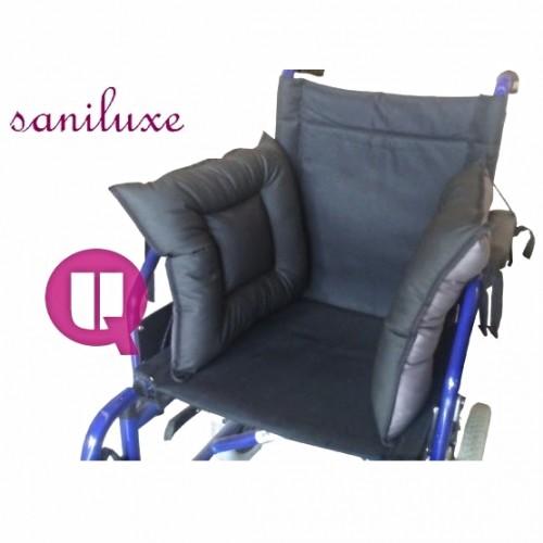 Protector de laterales de silla de ruedas (un par)