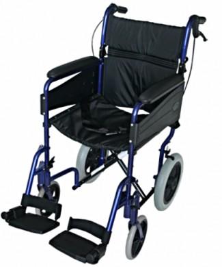 Silla de ruedas plegable de aluminio weekend X13