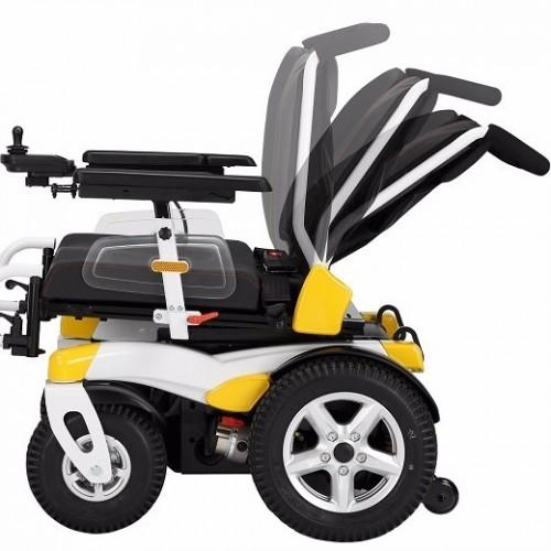 Respaldo abatible silla de ruedas Titan 1457SE Teyder