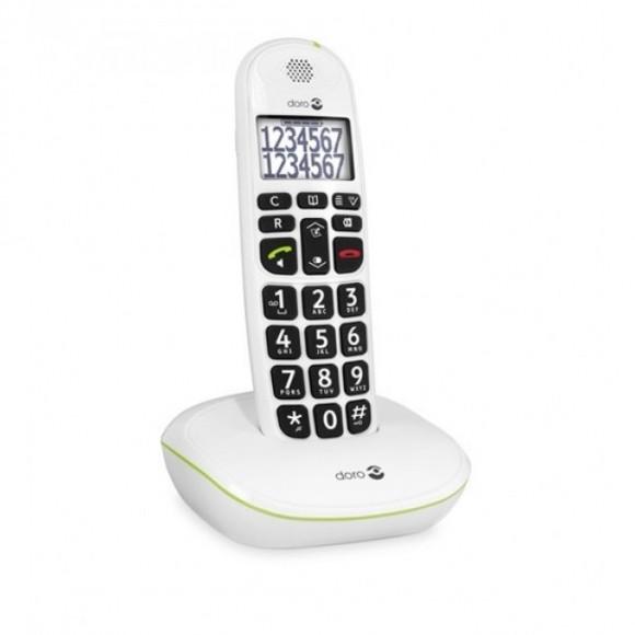 Teléfono inalámbrico Doro 110W teclas grandes