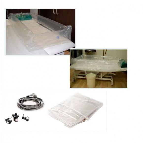 Kit sábana sanebath higiene en cama