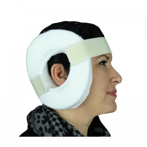 Protector de oreja condrodermatitis