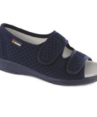 Sandalia de verano Oleron azul Orliman of1000
