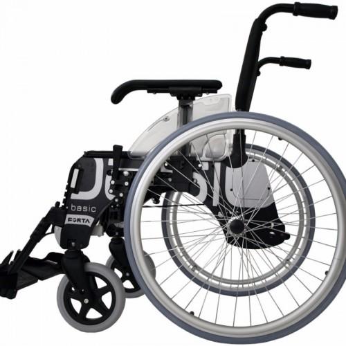 Silla de ruedas basic de forta