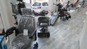 ortopedia premia sillas de rueda eléctricas y scooters