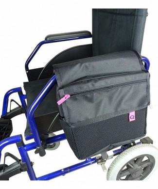 Bolso lateral silla ruedas