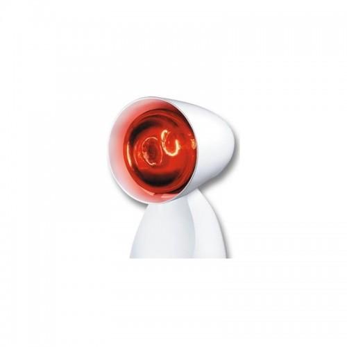 Lámpara de infrarojos 100 W sobremesa